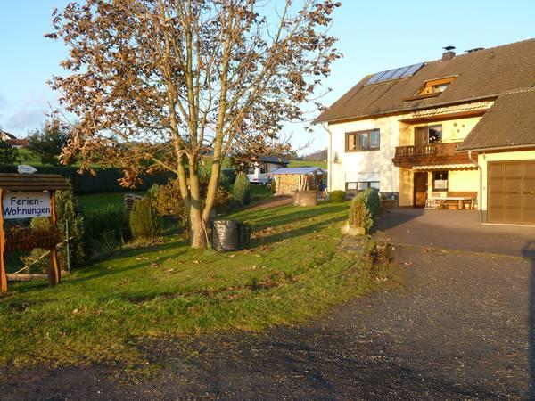 Ferienwohung-Trapp-Hilders-Eckweisbach