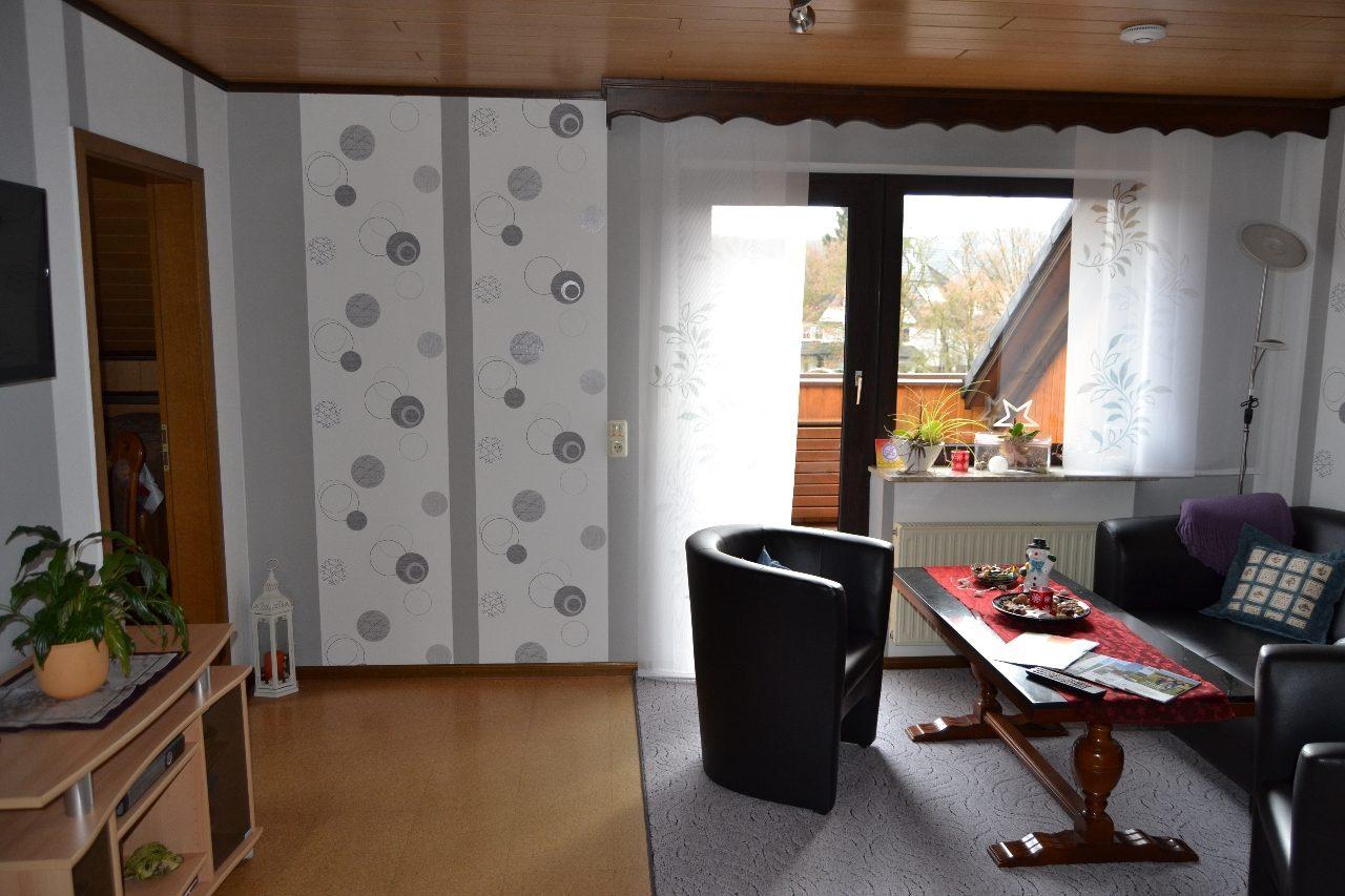 Wohnzimmer große FeWo